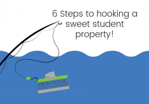 6 Steps for hooking a sweet student property! (1)