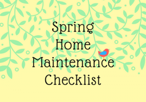 blog_ spring home maintenance